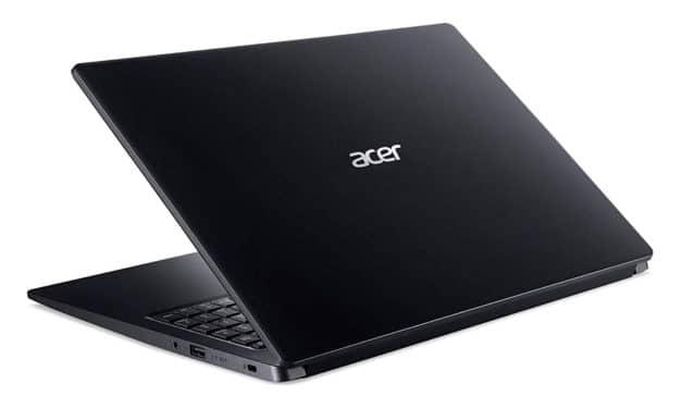 Acer Aspire A315-22-49FX, PC portable 15 pouces pas cher (329€)