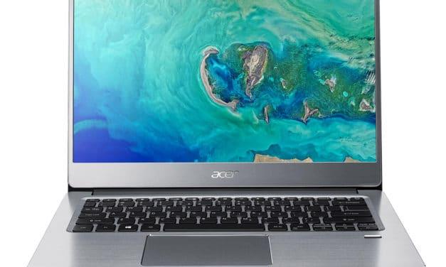 """<span class=""""nouveau"""">Nouveau 509€</span> Acer Swift 3 SF314-41-R2SR, 14 pouces bureautique léger"""