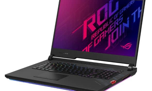"<span class=""promo-best"">Promo 2839€</span> Asus ROG Strix Scar G732LXS-HG014T, PC gamer 17"" jeu expert RTX 2080 Super 300Hz"