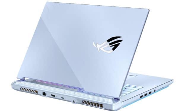 "Asus ROG Strix G17 G712LW-EV035T, PC portable 17"" 144Hz gamer bleu glacier RTX 2070 (1619€)"