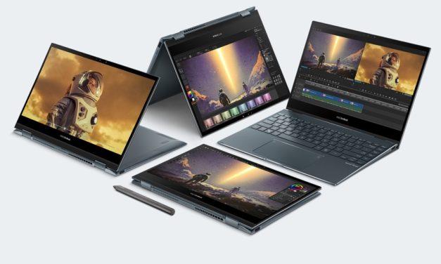 "Asus ZenBook Flip 13 UX363EA, Ultrabook 13"" OLED 100% DCI-P3 tactile > Tablette Tiger Lake Iris Xe fin rapide léger 14h"