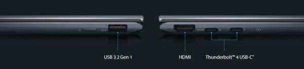 Asus ZenBook Flip 13 UX363EA Tiger Lake