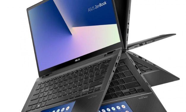 "Asus ZenBook Flip UX463FA-AI077T, ultrabook 14"" convertible tablette rapide (1279€)"