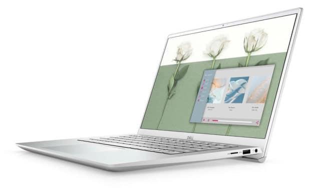 "Dell Inspiron 14 5401, Ultrabook 14"" argent rapide fin et léger avec SSD (599€)"