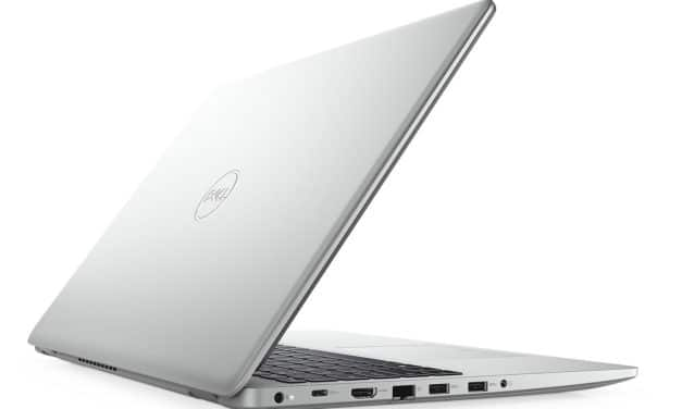"Dell Inspiron 15 5593, Ultrabook 15"" argent polyvalent multimédia avec gros stockage 1.5 To (999€)"