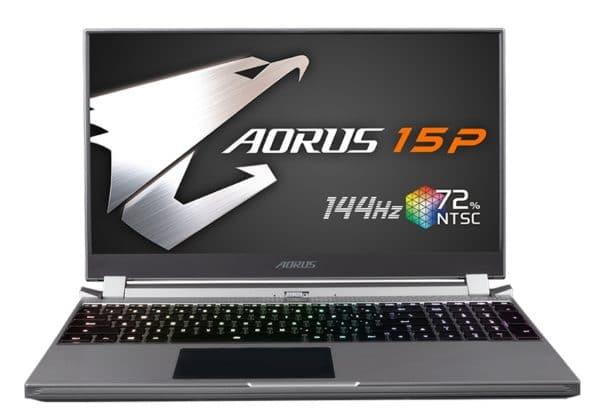 Gigabyte Aorus 15P e-Sport