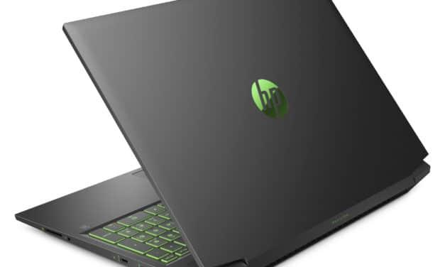 """HP Pavilion Gaming 16-a0027nf, PC portable 16"""" multimédia créateur joueur GTX 1650 Ti 1.2 To (1299€)"""