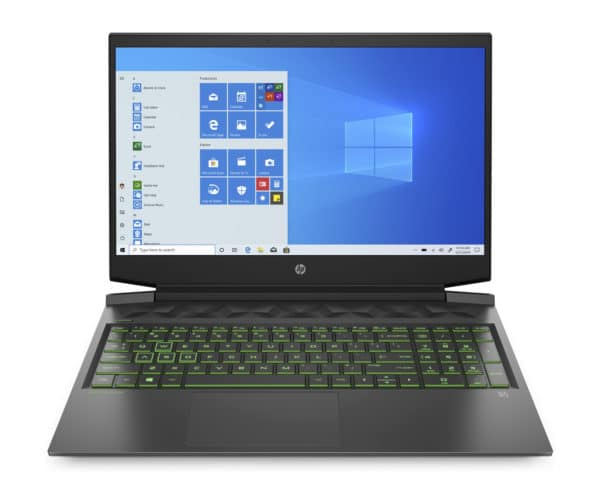 HP Pavilion Gaming 16-a0027nf