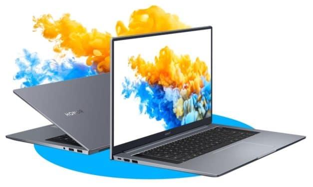 """<span class=""""tagtitre"""">IFA 2020 - </span>Honor présente son Magicbook Pro 16 pouces sous AMD Renoir-H"""