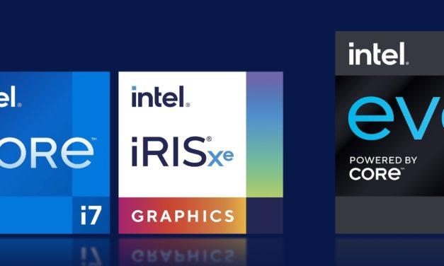 """<span class=""""tagtitre"""">Intel - </span>Tiger Lake, nouveaux processeurs Core 11ème génération pour PC portables avec solution graphique Iris Xe et plateforme Evo"""