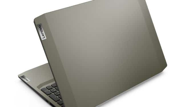 "Lenovo IdeaPad Creator 5 15IMH05 (82D4004WFR), PC portable 15"" 144Hz créateur gamer GTX 1650 Ti 1.2 To (1429€)"