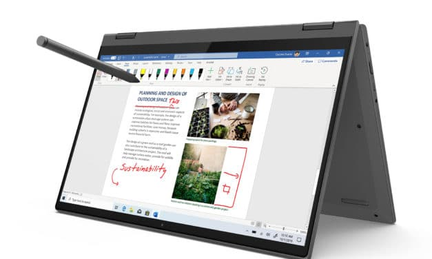 Lenovo IdeaPad Flex 5 14IIL05, 14 pouces convertible tablette rapide SSD 1 To (849€)
