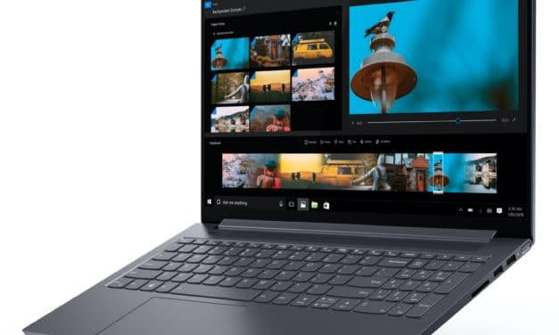 "<span class=""promo"">Promo 1109€</span> Lenovo Yoga Slim 7 15IIL05, ultrabook 15 pouces métal productif et endurant"