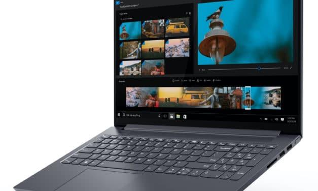 """Lenovo Yoga Slim 7 15IMH05, ultrabook 15"""" polyvalent et bonne autonomie pour créatifs GTX 1650 (1109€)"""