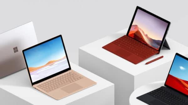 Microsoft Surface Laptop 12.5 pouces