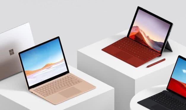 Microsoft – le nouvel Ultrabook Surface Laptop 12.5 pouces en octobre dès 699 dollars?