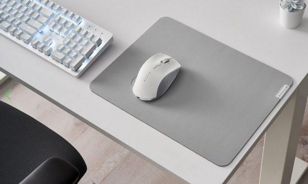 Razer Productivity Suite, clavier, souris et son tapis élégants blanc/gris pour les travailleurs