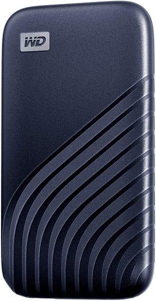 WD My Passport SSD Bleu