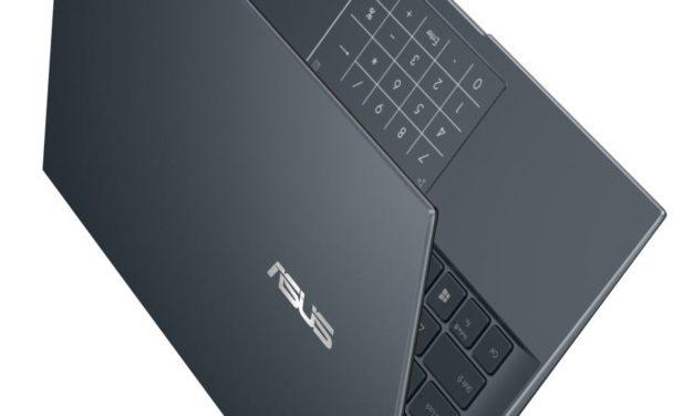 Asus Zenbook 14, Zenbook S, Flip S, nouveaux ultrabooks sous Intel Tiger Lake