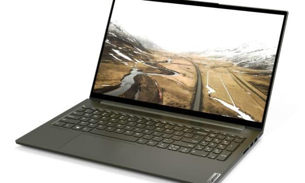 """<span class=""""promo"""">Promo 1349€</span> Lenovo Yoga Creator 7 15IMH05, ultrabook 15 pouces polyvalent et léger pour créatifs"""