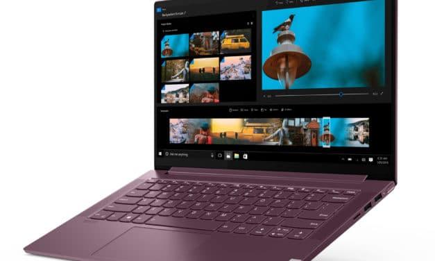 Lenovo Yoga Slim 7 14IIL05, ultrabook 14 pouces rouge léger et productif avec bonne autonomie (999€)