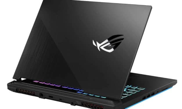 "<span class=""promo"">Promo 1439€</span> Asus Strix G15 G512LU-AL012T, PC portable 15"" 144Hz gamer GTX 1660 Ti SSD 2.3 Kg"