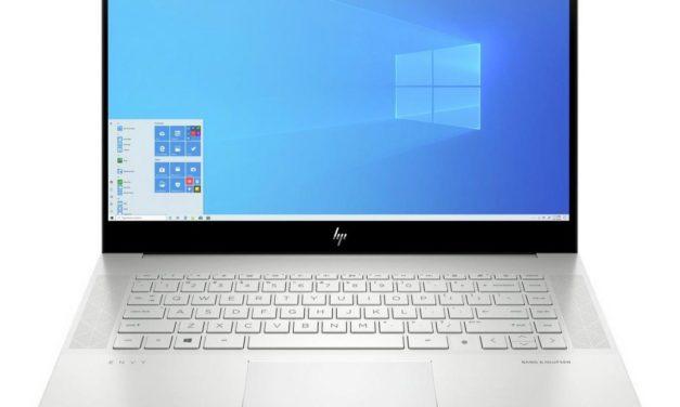 HP Envy 15-ep0044nf, ultrabook 15 pouces fin et polyvalent (1759€)