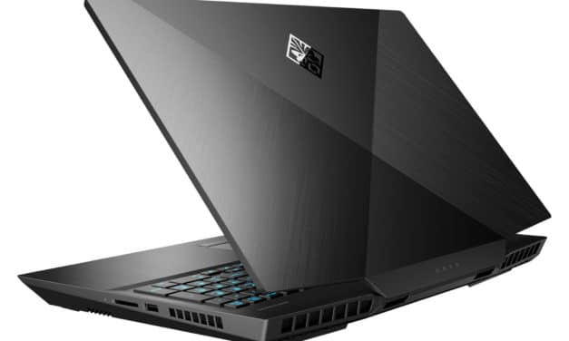 "HP Omen 17-cb0056nf, PC portable 17"" créateur gamer GTX 1660 Ti 1.2 To Thunderbolt 3 (1339€)"
