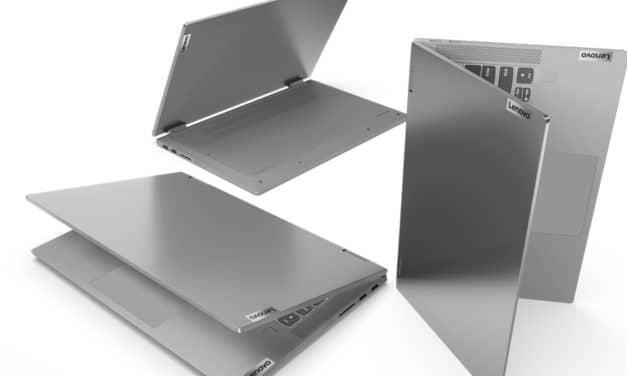 "Lenovo IdeaPad Flex 5 14ITL05 et 15ITL05, Ultrabooks tactiles > Tablette 14"" et 15"" 4K Tiger Lake Iris Xe Wi-Fi ax MX450 11h"