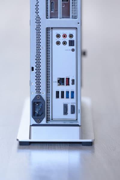 Test MSI Creator P100X