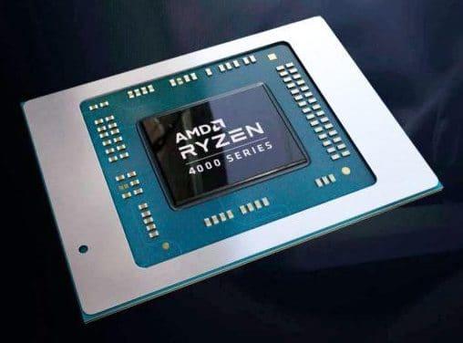 AMD enregistre sa plus grosse part de marché dans les processeurs pour PC portables au 3ème trimestre 2020