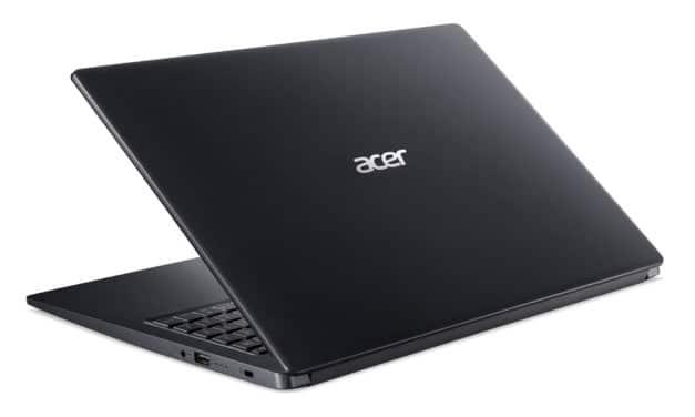 Acer Aspire 3 A315-23-R52E, 15 pouces compact et rapide pour la bureautique (599€)