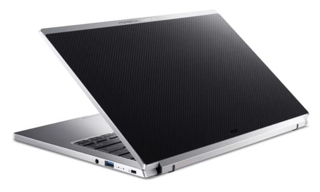 "<span class=""nouveau"">Nouveau 2399€</span> Acer Porsche Design AP714-51GT, Ultrabook 14"" polyvalent Tiger Lake MX350 SSD 1 To TB4"