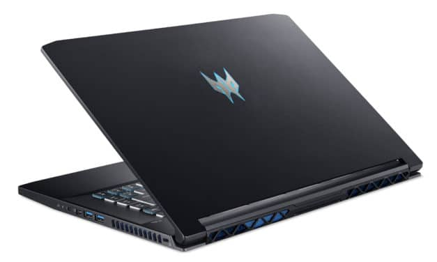 """<span class=""""promo"""">Promo 2449€</span> Acer Predator Triton PT515-52-71XF, PC gamer léger et fin pour joueur exigeant avec RTX 2080S et 300Hz"""