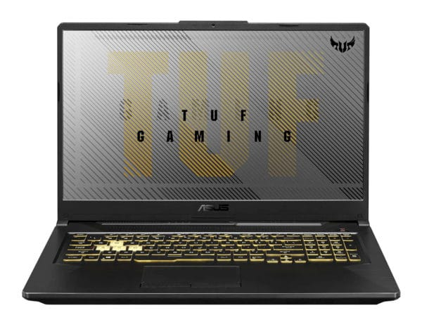 Asus TUF Gaming A17 TUF766II-AU098T
