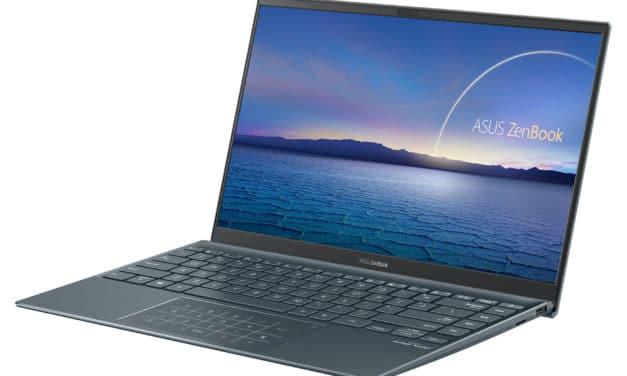 """<span class=""""black-friday-best"""">Black Friday 679€</span> Asus ZenBook UX425JA-BM005T, ultrabook 14"""" productif léger avec bonne autonomie"""