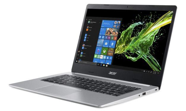 """<span class=""""promo"""">Promo 599€</span> Acer Aspire A514-53-30PY, ultrabook 14 pouces rapide"""