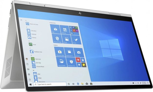 """HP Envy x360 15-ed1001nf, Ultrabook 15"""" tactile > Tablette argent polyvalent léger Tiger Lake Iris Xe SSD 1 To (1274€)"""