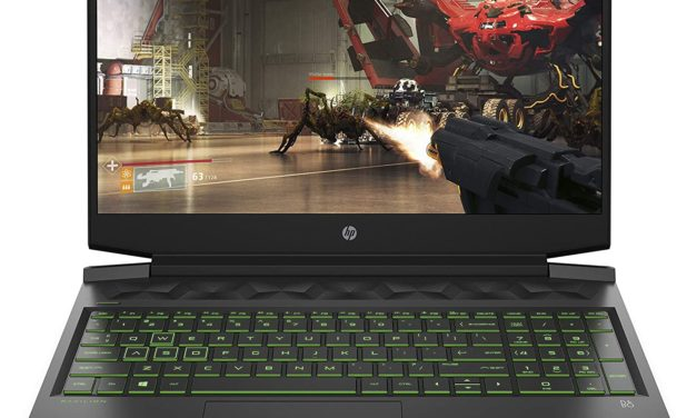 HP Pavilion Gaming 16-a0076nf, PC gamer 16 pouces RTX 2060 Max-Q (1199€)