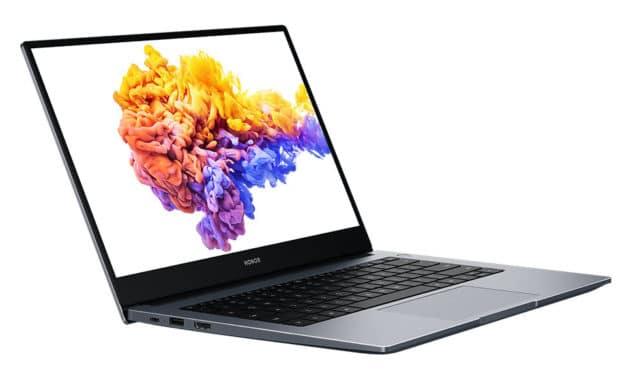 """Honor MagicBook 14 2020, ultrabook 14"""" design métal productif avec bonne autonomie (649€)"""