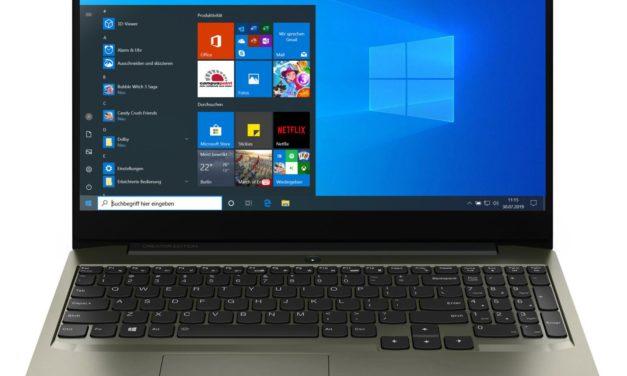 "<span class=""promo"">Promo 1289€</span> Lenovo IdeaPad Creator 5 15IMH05, PC portable créateur 15 pouces polyvalent 144Hz AdobeRGB"