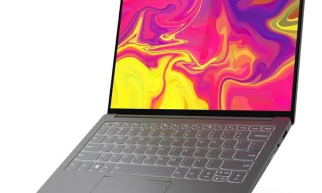 Lenovo IdeaPad S540-13ITL, Ultrabook 13 pouces QHD polyvalent coloré 16h avec Tiger Lake Iris Xe, GeForce MX450 Thunderbolt 4