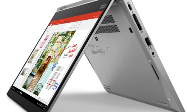 "Lenovo ThinkPad L13 (Yoga) Gen 2, Ultrabook 13"" (tactile > Tablette) polyvalents Tiger Lake Iris Xe TB4 Wi-Fi ax"
