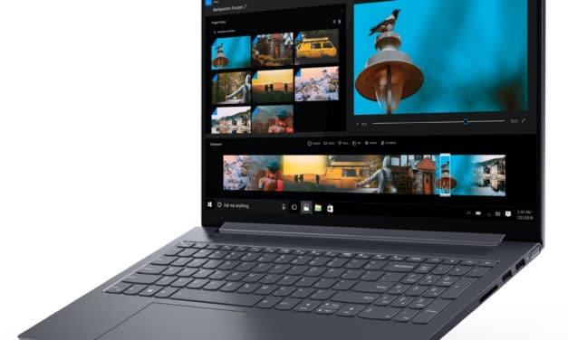 Lenovo Yoga Slim 7 15IIL05, ultrabook 15 pouces productif et rapide avec bonne autonomie (945€)