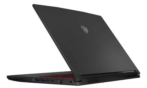 "MSI Bravo 15 A4DDR-229FR, PC portable 15"" 144Hz gamer créateur léger MD Radeon RX 5500M rapide Wi-Fi ax (999€)"