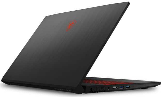 "MSI GF75 Thin 10SER-485FR, PC portable gamer 17"" 144Hz RTX 2060 Wi-Fi ax (999€)"