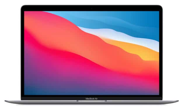 "<span class=""promo-best"">Promo 1029€</span> Le MacBook Air M1 256 Go à seulement 1029€ ce week-end !"