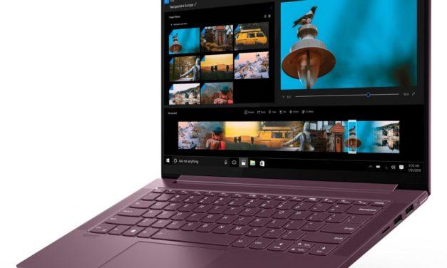 Lenovo Yoga Slim 7 14IIL05, ultrabook 14 pouces léger et productif, design rouge avec bonne autonomie (945€)