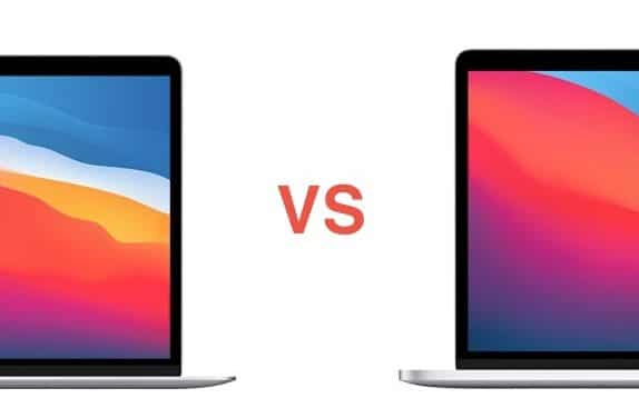 MacBook Air ou MacBook Pro 13, quel portable avec Apple M1 choisir ?