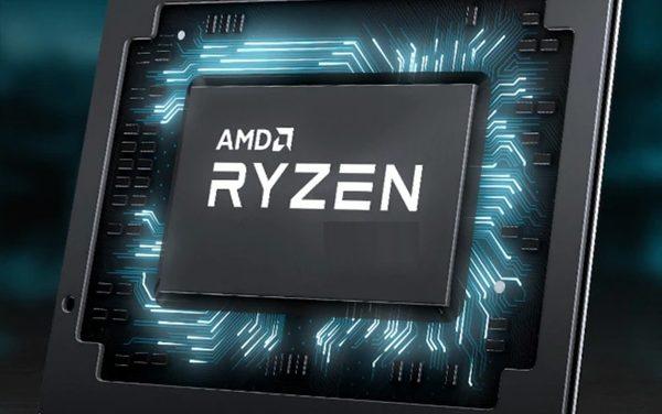 """<span class=""""tagtitre"""">AMD - </span>un test du processeur Ryzen 9 5900H Octo Core Cezanne Zen3 le montre proche d'un Intel 10 cœurs pour PC de bureau"""